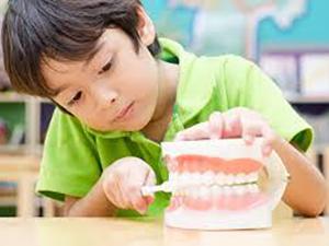Avoid baby teeth decay