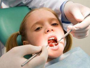 Kids dental treatments
