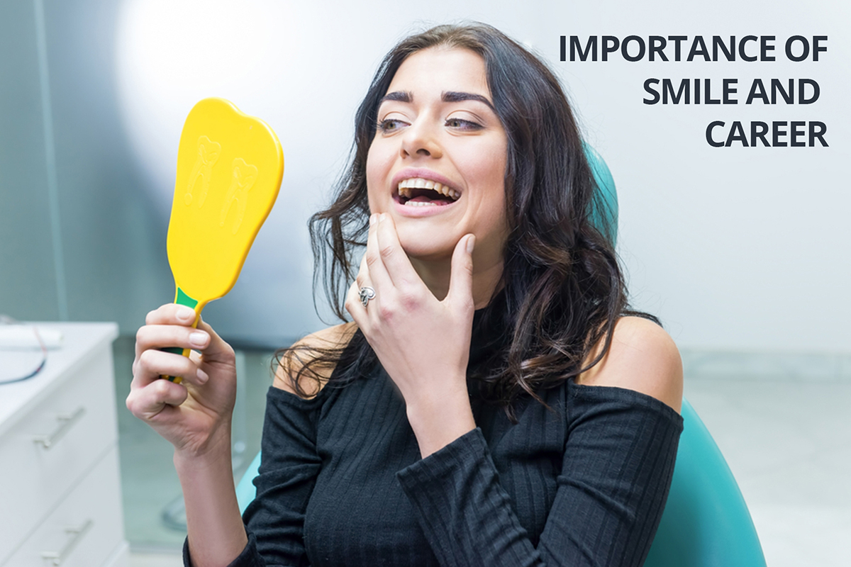 Importance of Beautiful Smile