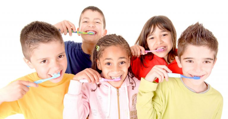 Flouride and its amazing benefits in children