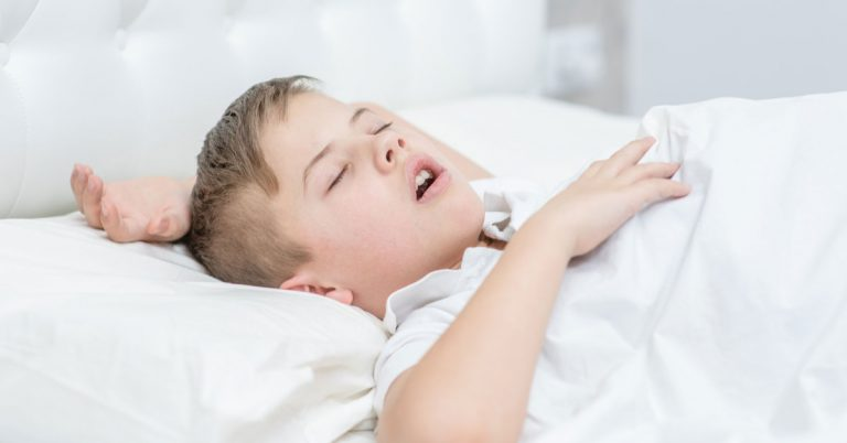 Mouth breathing pattern in your child – a real concern | Pediatric Dentist in Dubai