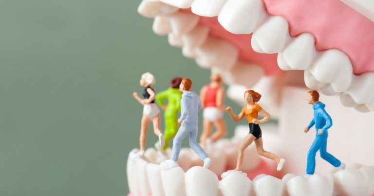 Good oral health is essential for a successful sportsmanship