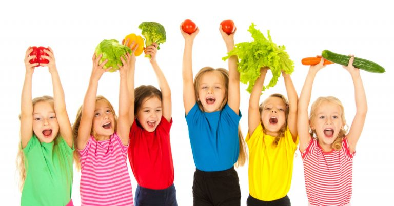 Healthy and Nutritious food recommendations for best oral health in children
