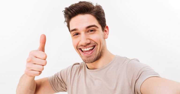 Self- Assessment using a selfie for best oral health