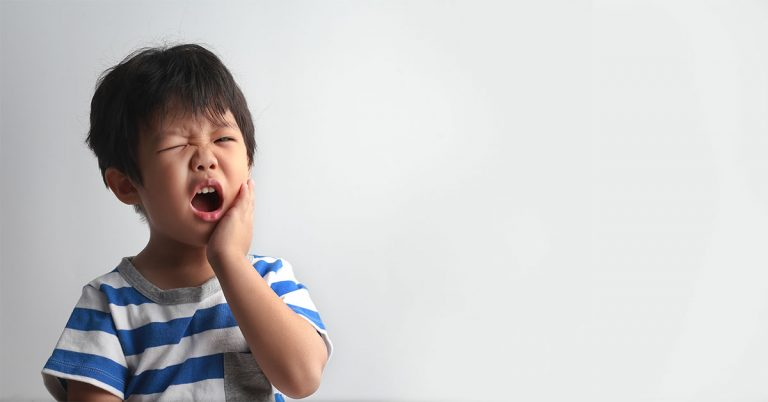What if I get a dental emergency for my kid – How do I act