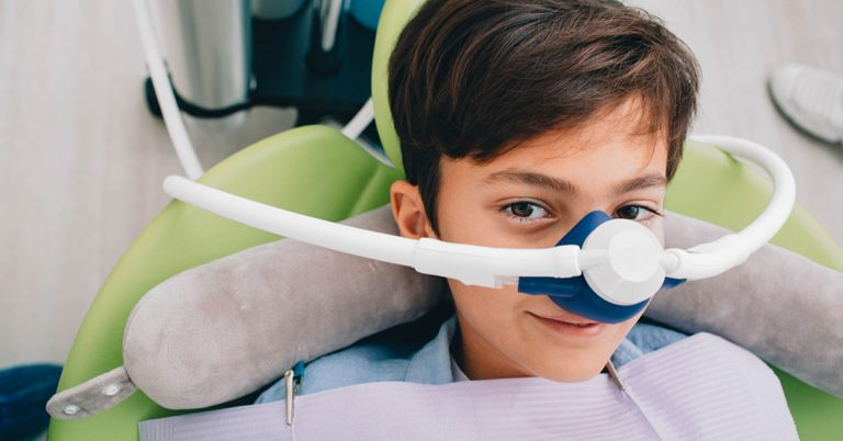 Sedation Dentistry – Safe, relaxed and painless option for children