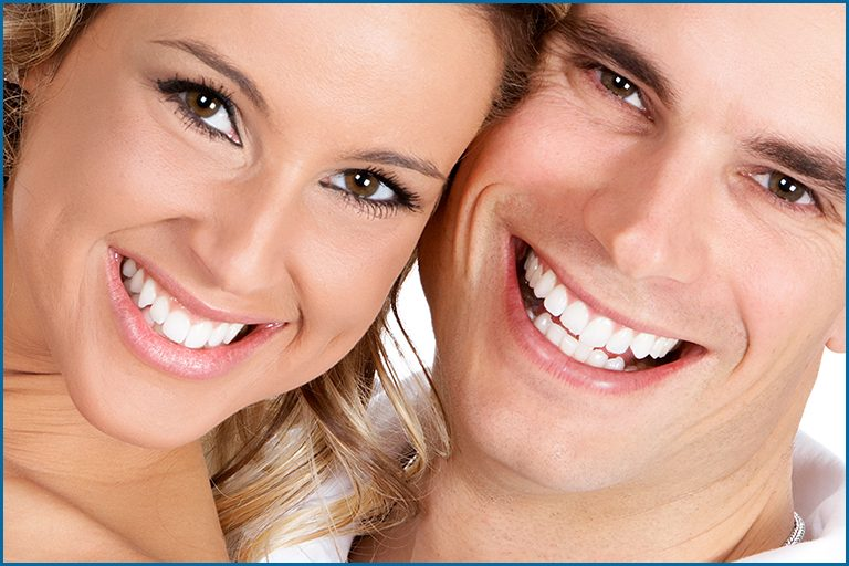 A Healthy Dentition Enhances The Beauty Of Your White Smile