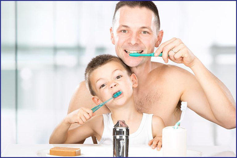 The importance of preventive dentistry front