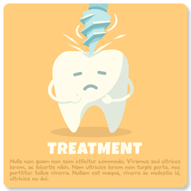 Dental treatments for kids